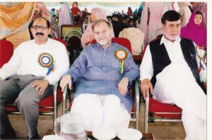 Wisdom School Function attended by the Famous Writer Orya Maqbool Jaan