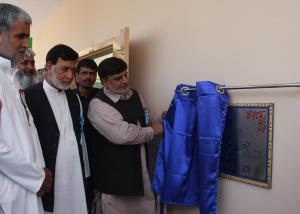 MNA Jaffer Iqbal at Opening Ceremony of Wisdom House  Girls Hostel